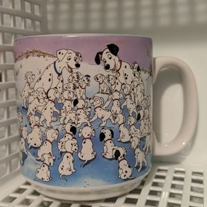 Disney 1000 Dalmatians Coffee Cup Mug